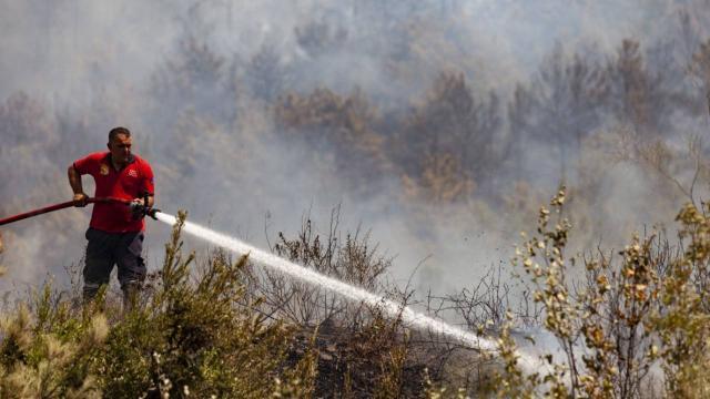 Silifke ve Gazipaşa'daki yangınlar kontrol altında