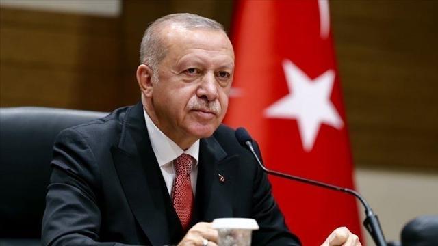 Cumhurbaşkanı Erdoğan: Benim kitabımda geri adım atmak yok!