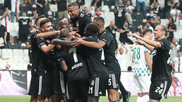 Beşiktaş'ın listesinde 3 futbolcu daha var!