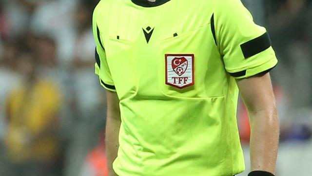 Süper Lig'de 2. hafta maçlarının hakemleri açıklandı