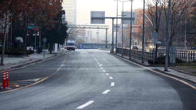Başkentte 30 Ağustos'ta bazı yollar trafiğe kapalı