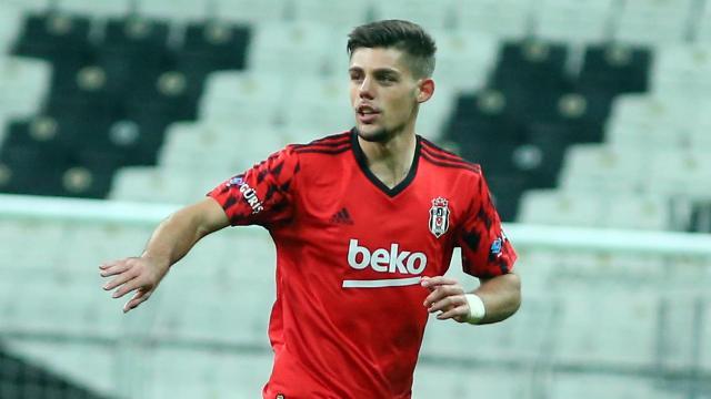 Altay maçı öncesi Montero'dan Beşiktaş'a kötü haber