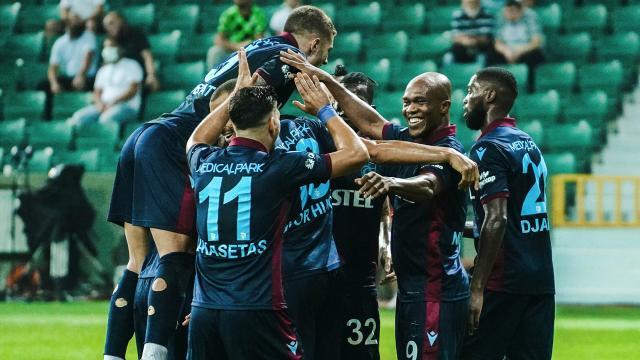 Trabzonspor'a Bruno Peres ve Nwakaeme'den kötü haber