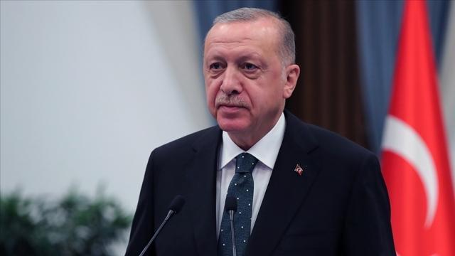 Erdoğan: Enerjide ülkemizi daha da ileri götüreceğiz