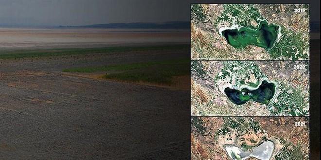 Göller çöllere dönüyor: Sebebi iklim değil insan