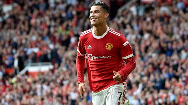 Ronaldo ilk maçında şov yaptı