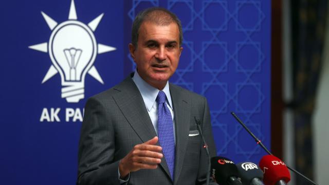 Ömer Çelik: Kabil Büyükelçiliği hizmet vermeyi sürdürüyor