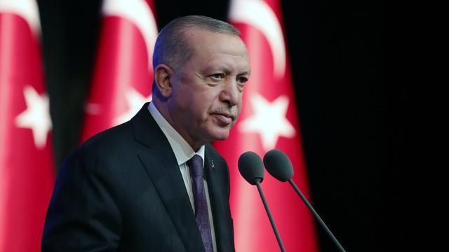 Erdoğan: Yeterli ve besleyici gıdaya erişim, herkes için haktır