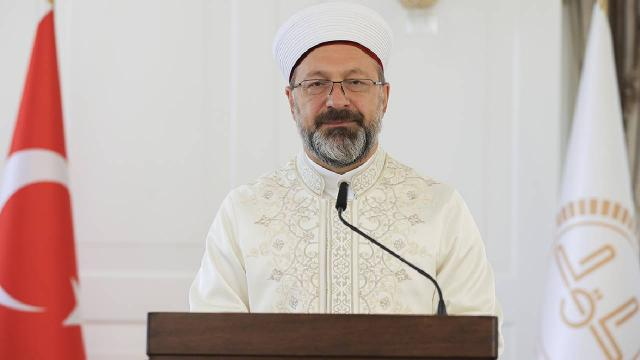 Ali Erbaş yeniden Diyanet İşleri Başkanlığına atandı