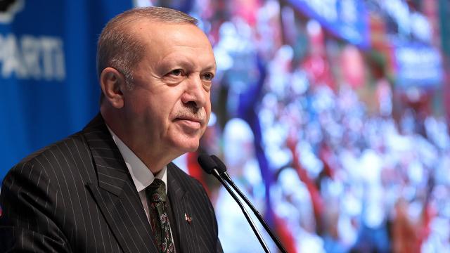 Erdoğan: Muhalefetin çapsızlığı bize istikamet çizemez