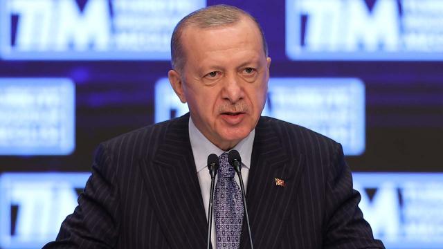 Erdoğan: Türkiye dünya ihracatında kritik eşiği yakaladı