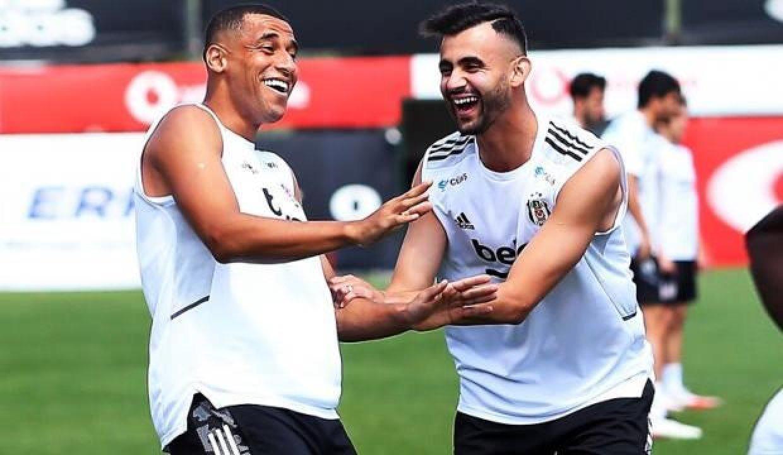 Beşiktaş'tan Ghezzal ve Welinton açıklaması!