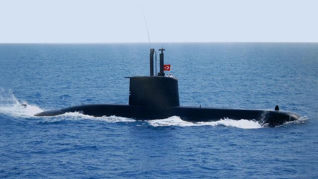 Milli denizaltı için en kritik viraj dönüldü