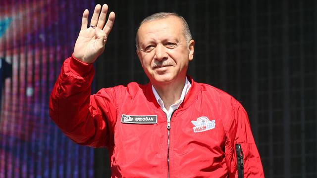 """Cumhurbaşkanı Erdoğan: """"TEKNOFEST rekorların ve rekortmenlerin festivalidir"""""""
