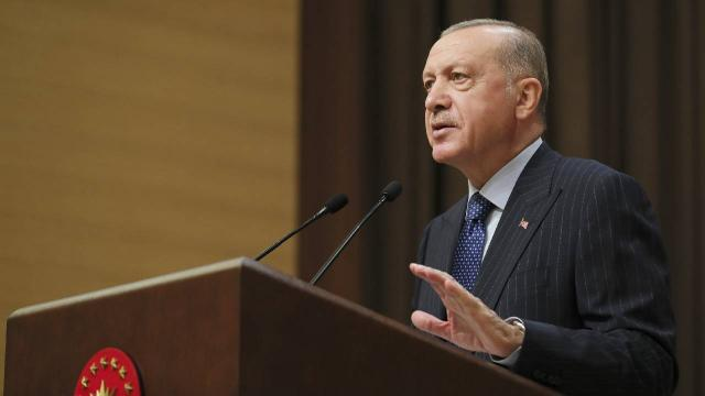 Cumhurbaşkanı Erdoğan'dan G20'ye 'Afganistan' önerisi