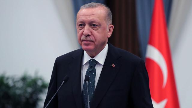 """Cumhurbaşkanı Erdoğan'dan """"Karabağ"""" mesajı"""