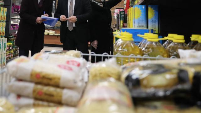 Bakanlıktan ambalaj denetimi: 68 ürüne 186 bin lira ceza