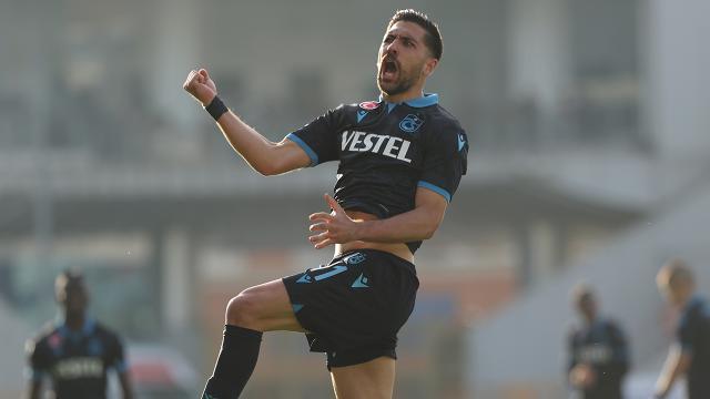 Trabzonspor'da Bakasetas göz kamaştırıyor