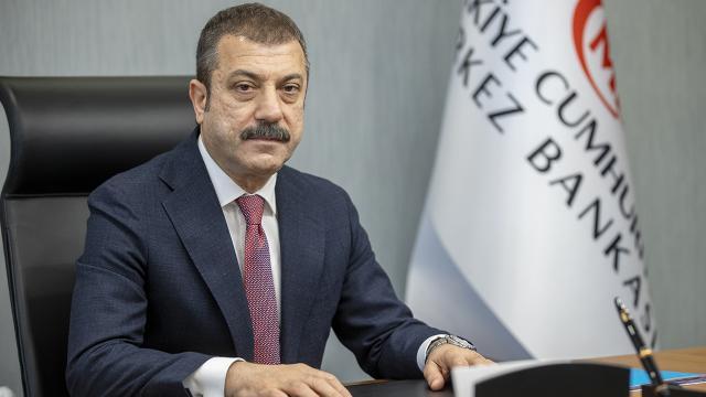 TCMB Başkanı Kavcıoğlu'ndan Enflasyon açıklaması