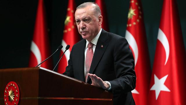 Erdoğan'dan Türkiye-Afrika Ekonomi ve İş Forumu paylaşımı