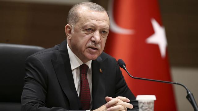 Erdoğan Ankara'nın başkent oluşunun yıl dönümünü kutladı