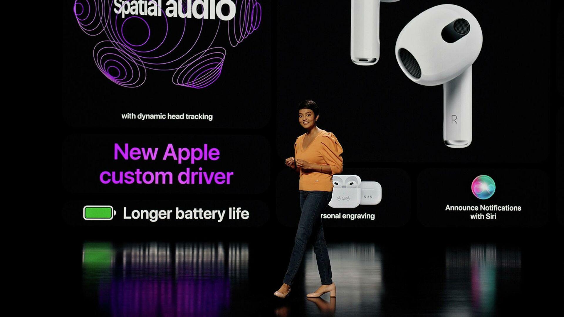 Apple yeni MacBook Pro ve AirPods'u tanıttı