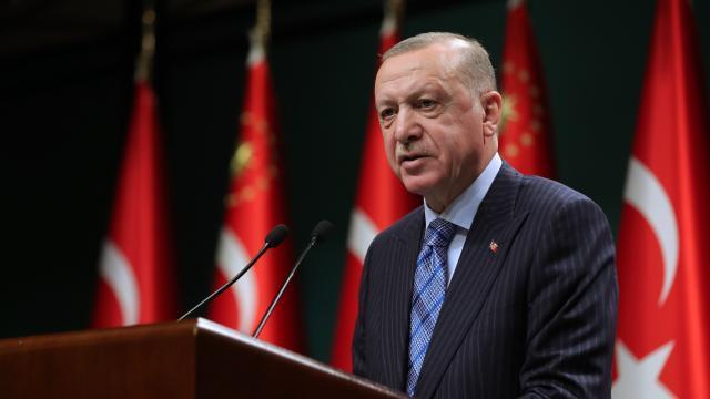 Cumhurbaşkanı Erdoğan: Kadına şiddete karşı duruşumuz nettir