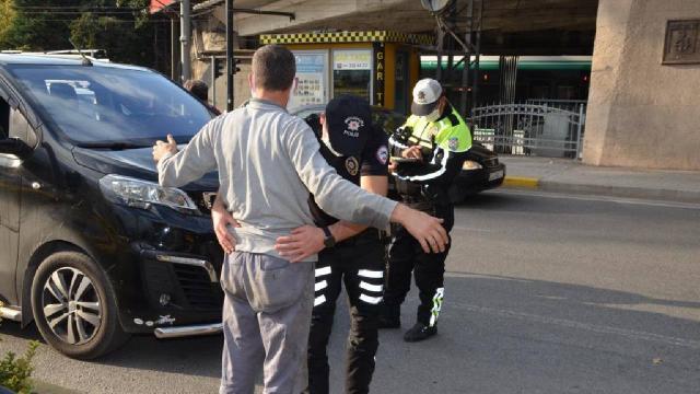 Ülke genelinde huzur uygulaması: Aranan 813 kişi yakalandı