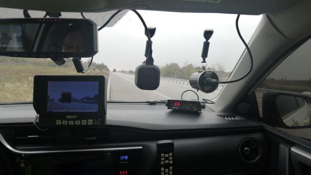 Ülke genelinde 15 bin 584 sürücüye 'aşırı hız' cezası kesildi