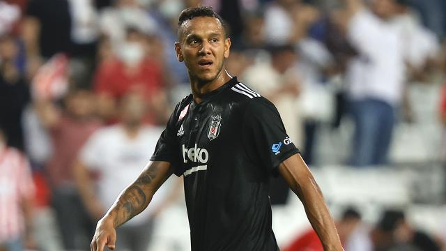 Josef De Souza'dan Beşiktaş'a kötü haber