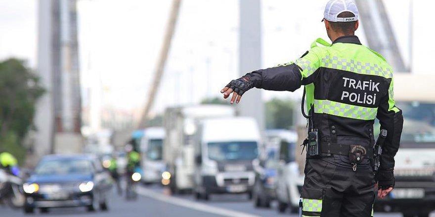 İstanbul'da trafik denetimleri