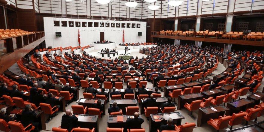 Seçim ittifakı teklifi Genel Kurulda kabul edildi