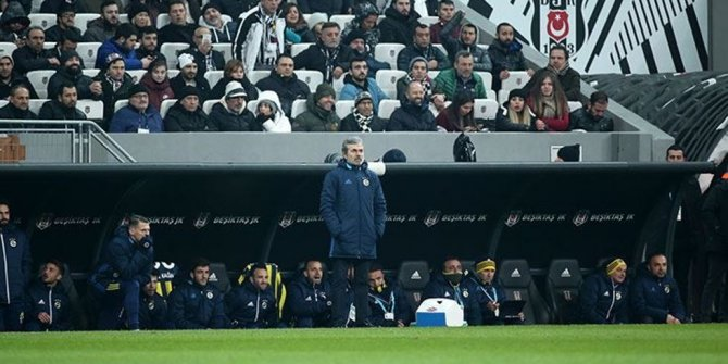 Aykut Kocaman'dan Beşiktaş derbisi öncesinde açıklama