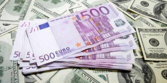 Piyasalarda hareketli dakikalar! Euro ve Sterlin rekor kırdı