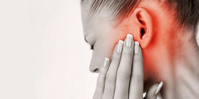 Kulak ağrısına sebep olan 8 neden