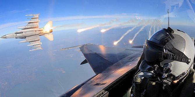 TSK'den Irak'ın kuzeyine hava destekli operasyon: 10 terörist etkisiz hale getirildi
