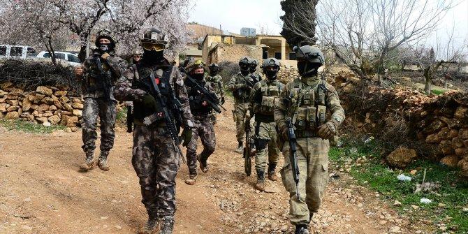 10 Mart'tan bu yana 41 terörist etkisiz hale getirildi