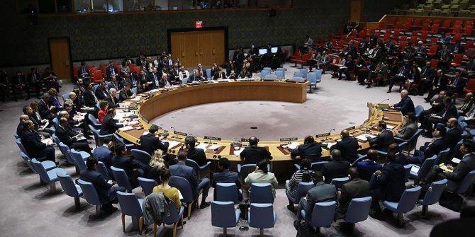 ABD, BMGK'yi İsrail için acil toplantıya çağırdı