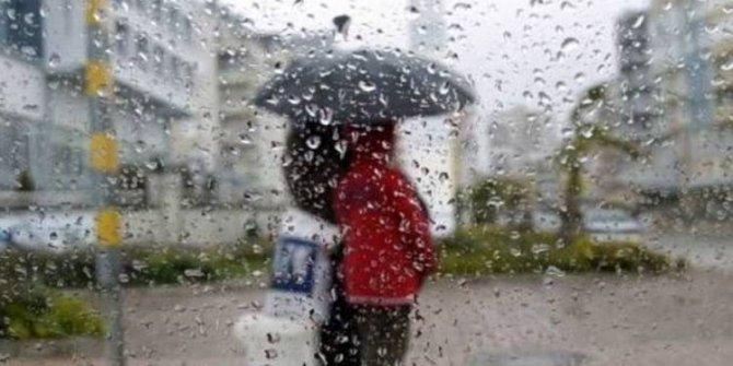 Meteorolojiden sel uyarısı!