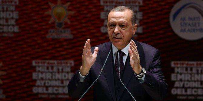 Cumhurbaşkanı Recep Tayyip Erdoğan'dan İstiklal Marşı mesajı