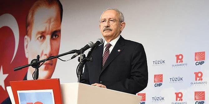 Mason localarından Kılıçdaroğlu'na aday baskısı