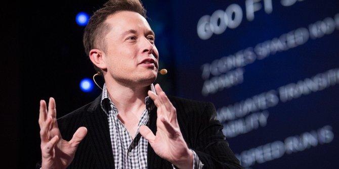 Elon Musk'tan bir çılgın proje daha!