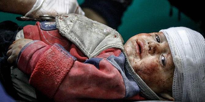 Korkunç rakam! Suriye'de 2014-2017 arasında 2 bin 500 çocuk öldürüldü
