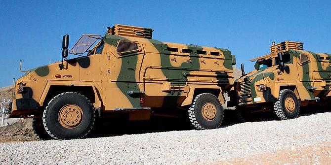 BMC Katar ordusuna 85 zırhlı araç ihrac edecek