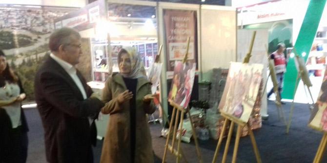 Zeytinburnu Belediye Başkanı Aydın'dan Turuncu Dergisi'ne ziyaret