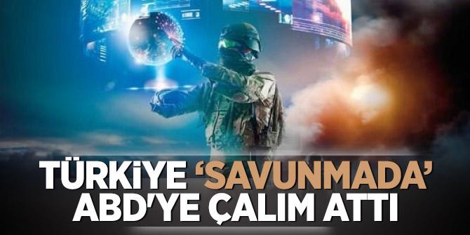 Türkiye, 'savunmada'  ABD'ye çalım attı