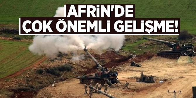 YPG'ye şok! Son nokta da düştü