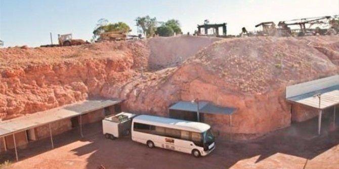 Dünyanın en ilginç ve lüks yeraltı çukurları