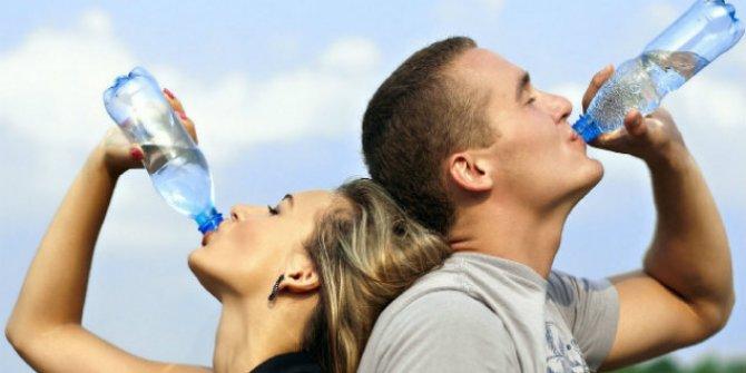 Vücudumuz susuz kaldığında neler yaşarız?