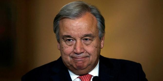 BM Genel Sekreteri Guterresden nükleer denemeleri mesajı 82